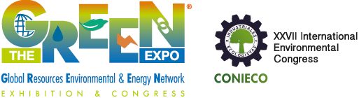 THE GREEN EXPO GLOBAL RESOURCES ENVIRONMENTAL & ENERGY NETWORKGLOBAL RESOURCES ENVIRONMENTAL & ENERGY NETWORK2019®
